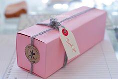 cake box template