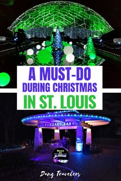 Get Into the Holiday Spirit at Garden Glow St. Louis – Dang Travelers Christmas Travel, Holiday Travel, Merry Christmas, Spring Break Destinations, Travel Destinations, Best Places To Travel, Winter Travel, Holiday Festival, Vacation Trips