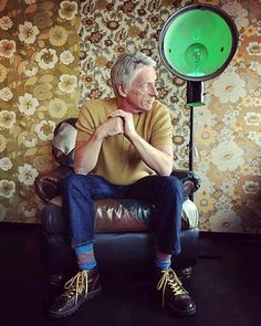 Mr Weller. Photo courtesy of Andy Crofts