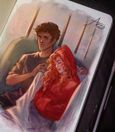 Scarlet and Wolf (Lunar Chronicles) fanart by Fanart, Scarlet Lunar Chronicles, Lunar Chronicles Cinder, Marissa Meyer Books, Good Books, Ya Books, Wolf, Eleanor And Park, Rainbow Rowell