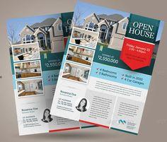 Free Open House Flyer Template | 34 Best Open House Flyer Ideas Images Flyer Free Flyer Template