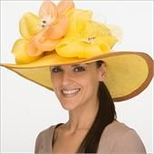 e0778f5c611 Buy Christine A. Moore Finnula - Parisisol Big Brim Hat online from Hats in  the Belfry
