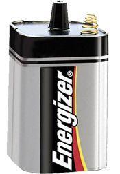 ENERGIZER BATTERY INC Energizer Lantern/Feeder Battery 6 Volt, EA