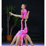 Spelthorne Gymnastics - Photo Gallery - Maia International Acro Cup - March 2013