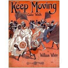 Keep Moving Cake Walk shirt