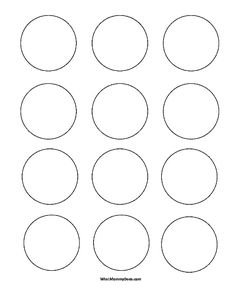 Circle templates - small 2 inch shapes.pdf - OneDrive
