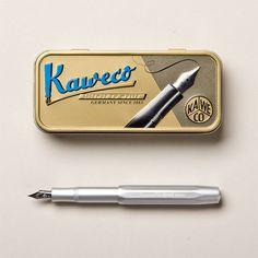 Kaweco Aluminum Sport Fountain Pen - FashionFilmsNYC.com