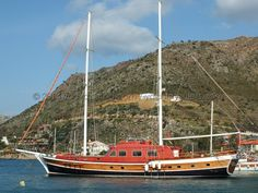 Chartering a Turkish gulet in Winter!