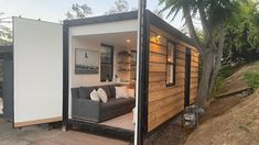 Turnkey 20' Shipping Container Home For Sale