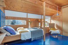 Bolig til salgs Real Estate, Pergola, Cabin, Windows, Living Room, Space, Bedroom, Interior, Outdoor Decor
