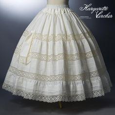 Margarita Vercher enagua Teresa                                                                                                                                                                                 Más