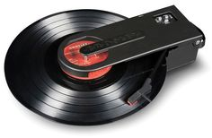The Portable Crosley CR6002A Record Player for $150!
