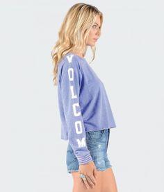 Old School Sweatshirt - Hoodies & Fleece - Clothing - Women