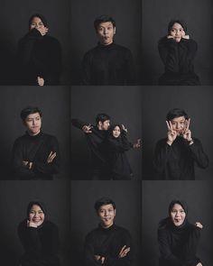 Korean Wedding Photography, Wedding Couple Poses Photography, Couple Photoshoot Poses, Pre Wedding Shoot Ideas, Pre Wedding Poses, Pre Wedding Photoshoot, Foto Wedding, Selfies, Married Couple Photos