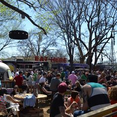 Your guide to outdoor drinking in Dallas this Spring