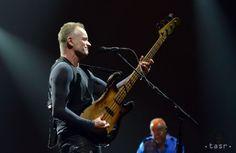 Na českom Prague Metronome Festival vystúpi Sting - Kultúra - TERAZ. Prague, Music Instruments, Musical Instruments