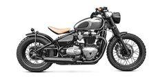 Just wow - bobber Triumph Bonneville, Triumph Motorcycles, Concept Motorcycles, Indian Motorcycles, Vintage Motorcycles, Custom Motorcycles, Custom Bikes, Mustang, Scrambler Motorcycle