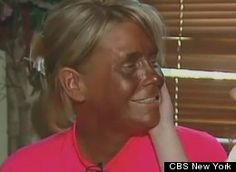 Patricia Krentcel - tanning bed addict, is accused of taking her daughter into a tanning bed with her.  I can't believe she'd do that; she wouldn't want to share.