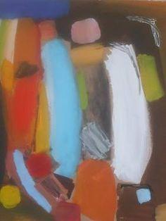 "Saatchi Art Artist Sarah Stokes; Painting, ""looking over your shoulder"" #art"