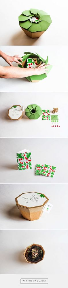 Fairy Garden by Laura Deroles. Source: Daily Package Design Inspiration. Pin curated by #SFields99 #packaging #design