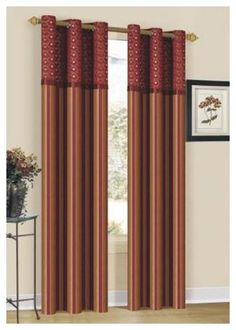Burdy Gold Curtains For Harry Potter Nursery Duck River Textiles Shanghai Window Panel W Grommets