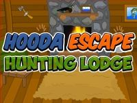 You were visiting the hunting lodge with your family. You woke up and everyone is gone and the door is locked. Now you must search for items and clues to help you escape!