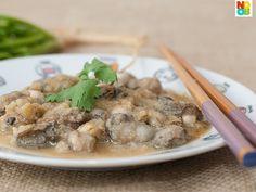 Garlic Oysters Stir-fry Recipe