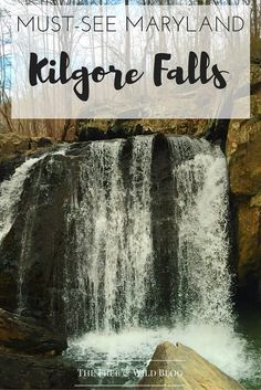 Tucked away in Harford County in Maryland, north of Baltimore City, is  Kilgore Falls. It's located in the Falling Branch area of Deer Creek  Valley. This is Maryland's second tallest free-falling waterfall. We  adventured here on an unseasonably warm day in March and this is definitely  a super fun hike to take!