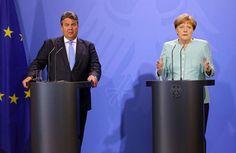 Sigmar Gabriel: «Η Ελλάδα πρέπει να ανακάμψει και η Γερμανία δεν θα αρνηθεί να τη βοηθήσει»