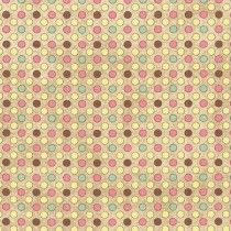 Dots Bee Fabric by the yard