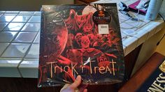 ShellHawk's Nest: My first Great Pumpkin Gift (to Myself) of the Season: Trick 'R Treat on Vinyl!