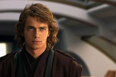 "anakin skywalker- his typical ""you must me joking"" face"
