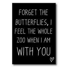 """Kaart """"Butterflies"""""""
