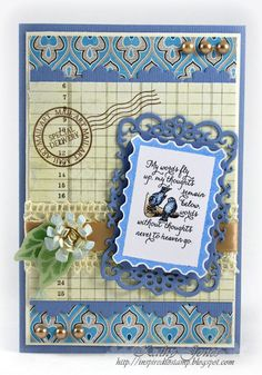 Inspired to Stamp: Amazing Paper Grace Kit Club Inspiration Day 2!
