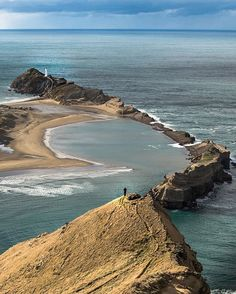 Castlepoint, New Zealand. Castlepoint is a small beachside town on the Wairarapa coast of the Wellington Region.