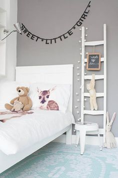 A perfectly pale interior with Nordic influences - eclectic - kids - amsterdam - Louise de Miranda