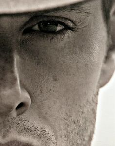 And I'm joining up the dots with the freckles on your cheeks...which is part of the Quest that will lead me to you