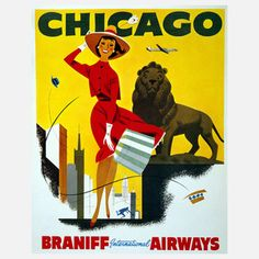 Ads From The Golden Age Of Travel