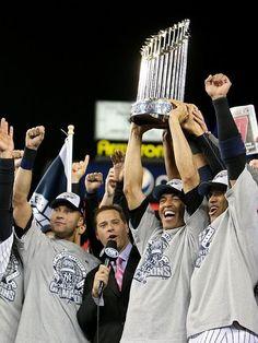 Champions New York Yankees