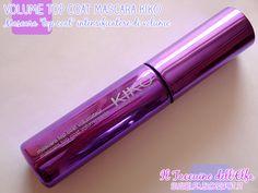 Volume Top Coat Mascara Kiko