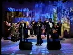 Eddie Kendricks, David Ruffin, Dennis Edwards & Nate Evans - Live at the...