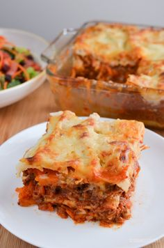 28 best Recipes from Nadiya s British Food Adventure images on     Slimming Eats Best Ever Low Syn Beef Lasagne   gluten free  vegetarian   Slimming World