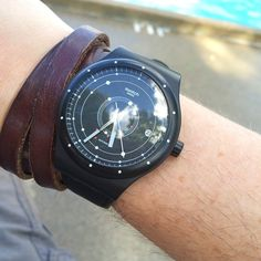 Swatch SISTEM BLACK ©a_d_jacques