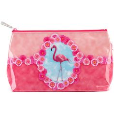 Recently we were inspired by the amazing Chambord advert which graced our television screens featuring the pink beauty that it is THE FLAMINGO! Here at Papyrus we had already gone a little bit flamingo crazy but this just stepped it up a notch! Flamingo Gifts, Flamingo Print, Pink Flamingos, Cute Makeup Bags, Types Of Purses, Pink Feathers, Pink Plastic, Wash Bags, Cute Bags
