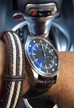 Maurice de Mauriac hand-crafted luxury watches for men and women.