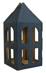 "Little Lantern of Mine (216-994) from Guildcraft Arts & Crafts! A great reminder for kids to let their light shine out to the world. These lanterns can also add to your ranch scenery - just fold them up for inexpensive ranch decorations. These sturdy black cardboard lanterns are precut, preprinted black, and ready-to-fold. 4"" x 6""."