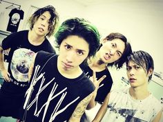 I choose toru and taka