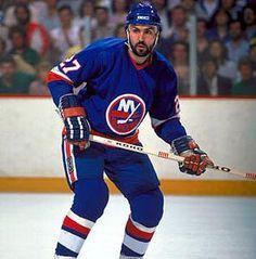 John Tonelli, NY Islanders