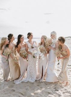 A Dancing-Filled Beach Wedding in Bridgehampton - Over The Moon Wedding Poses, Wedding Couples, Wedding Dresses, Wedding Hair, Wedding Ideas, Decor Wedding, Wedding Pictures, Wedding Details, Wedding Planning