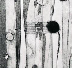 Tessa Horrocks - London Printmaking Artist | Research for FMP surface embellishment | Scoop.it